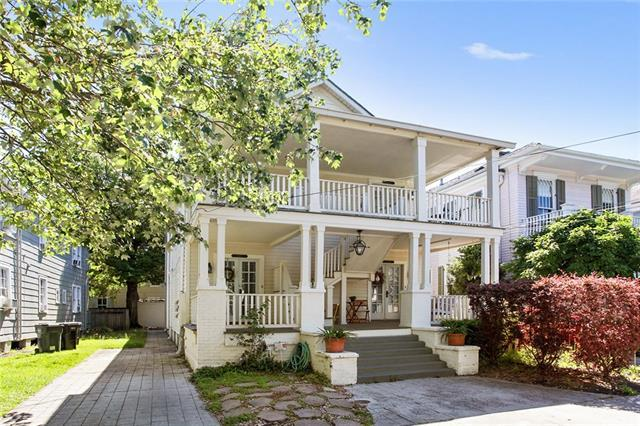 1027 Leontine Street A, New Orleans, LA 70115 (MLS #2199854) :: Crescent City Living LLC