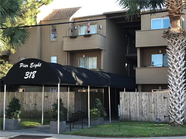 318 Lake Marina Avenue #225, New Orleans, LA 70124 (MLS #2199988) :: Turner Real Estate Group