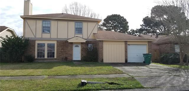 925 Fairfax Drive, Gretna, LA 70056 (MLS #2200086) :: The Sibley Group