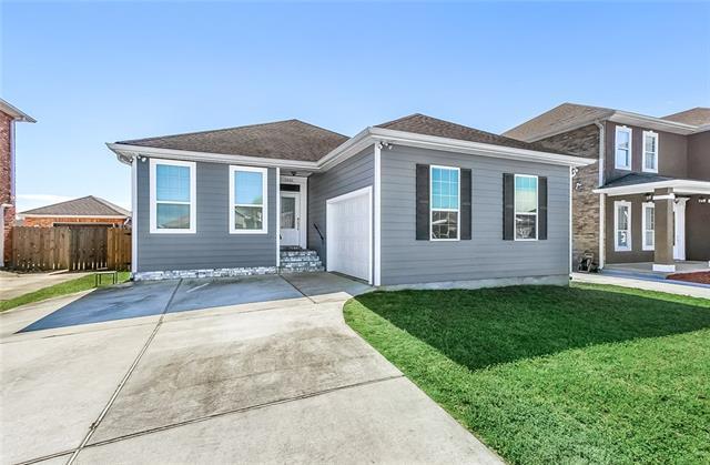 3601 Hazel Drive, Meraux, LA 70075 (MLS #2200099) :: Inhab Real Estate
