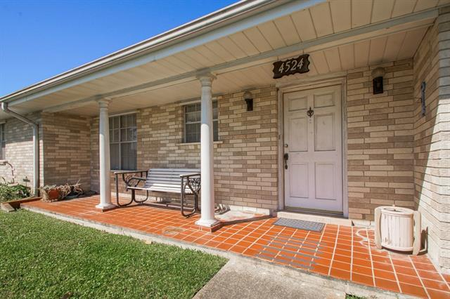 4524 Park Drive North Drive, Metairie, LA 70001 (MLS #2200117) :: The Sibley Group