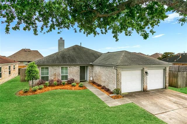 2536 Foliage Drive, Marrero, LA 70072 (MLS #2200121) :: Turner Real Estate Group