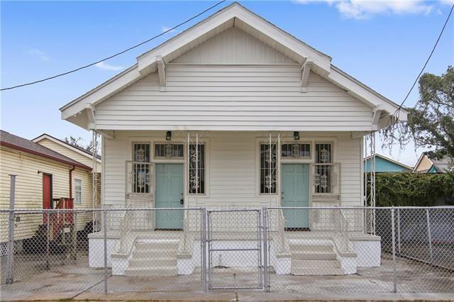 2261 N Prieur Street, New Orleans, LA 70117 (MLS #2200146) :: Turner Real Estate Group