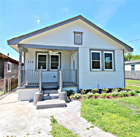 539 Leboeuf Street, New Orleans, LA 70114 (MLS #2200178) :: Crescent City Living LLC