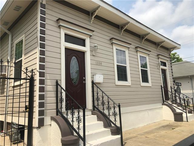 1338 Mandeville Street, New Orleans, LA 70117 (MLS #2200218) :: Turner Real Estate Group