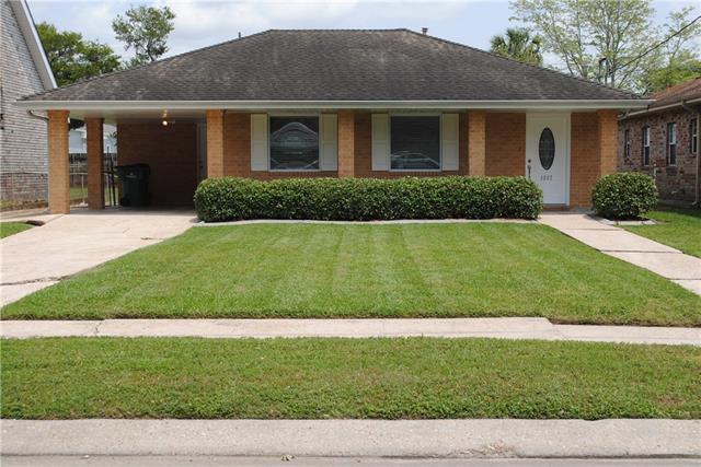1217 Shirley Drive, Metairie, LA 70001 (MLS #2200236) :: Watermark Realty LLC