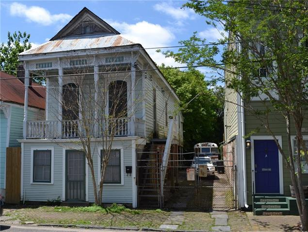 520 Spain Street, New Orleans, LA 70117 (MLS #2200256) :: The Sibley Group