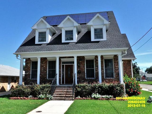 231 Harrison Avenue, New Orleans, LA 70124 (MLS #2200380) :: Parkway Realty