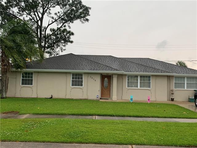 3804 Hillcrest Drive, Marrero, LA 70072 (MLS #2200389) :: Inhab Real Estate