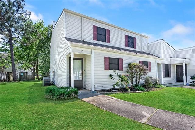 45 Birdie Drive #45, Slidell, LA 70460 (MLS #2200468) :: Turner Real Estate Group