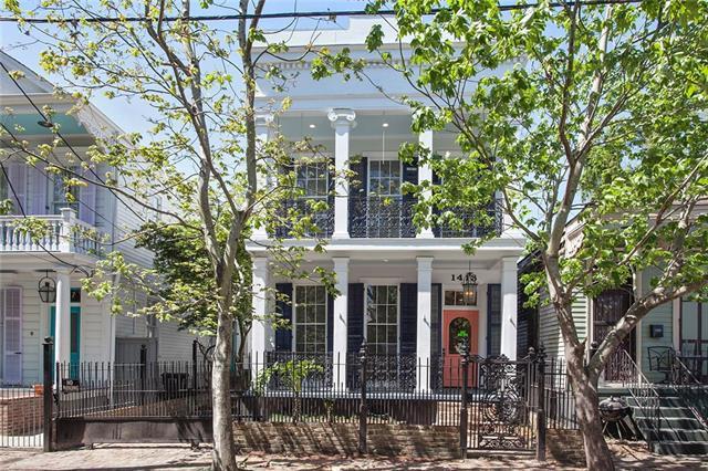 1413 Constance Street, New Orleans, LA 70130 (MLS #2200528) :: Turner Real Estate Group
