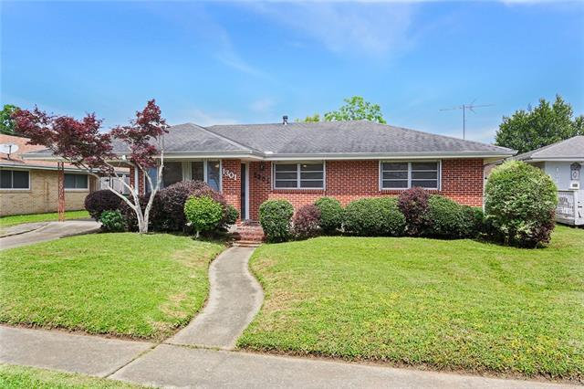 1301 Mason Smith Avenue, Metairie, LA 70003 (MLS #2200579) :: Top Agent Realty