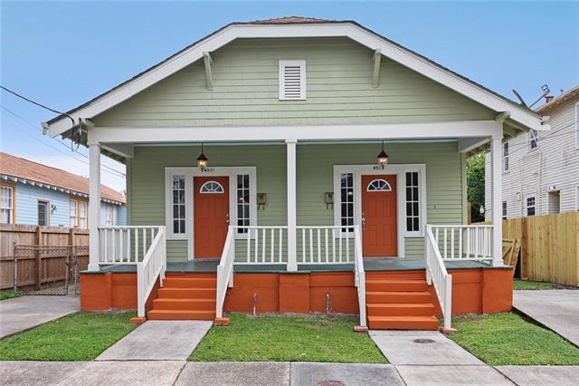 4515 Walmsley Avenue, New Orleans, LA 70125 (MLS #2200617) :: Crescent City Living LLC