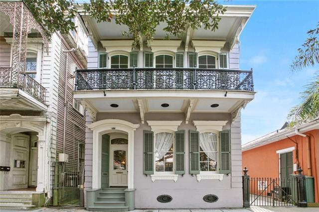 634 Esplanade Avenue, New Orleans, LA 70116 (MLS #2200636) :: Inhab Real Estate