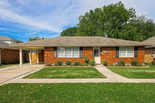 4520 Jeannette Drive, Metairie, LA 70003 (MLS #2200681) :: Watermark Realty LLC