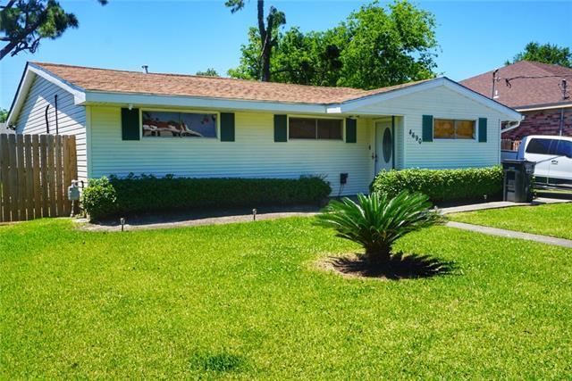 4690 Lancelot Drive, New Orleans, LA 70127 (MLS #2200743) :: Inhab Real Estate