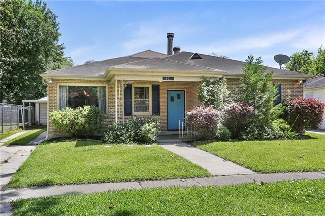 531 Carol Drive, Jefferson, LA 70121 (MLS #2200767) :: Watermark Realty LLC