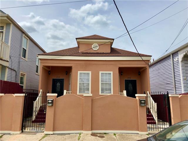 213 N Gayoso Street, New Orleans, LA 70119 (MLS #2200784) :: Inhab Real Estate