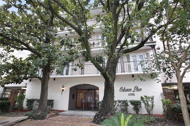 1765 Coliseum Street #403, New Orleans, LA 70130 (MLS #2200895) :: Inhab Real Estate