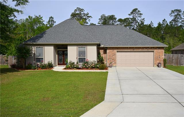 430 Woodmill Lane, Pearl River, LA 70452 (MLS #2200896) :: ZMD Realty