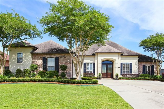 615 Bluebonnet Court, Belle Chasse, LA 70037 (MLS #2200958) :: Top Agent Realty