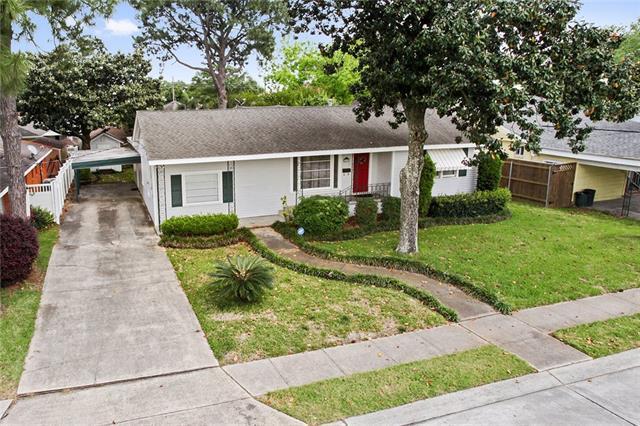 519 Oaklawn Drive, Metairie, LA 70005 (MLS #2200963) :: Robin Realty