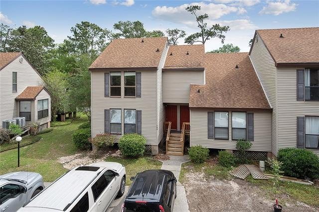 109 W Chamale Cove Cove #109, Slidell, LA 70460 (MLS #2201021) :: The Sibley Group