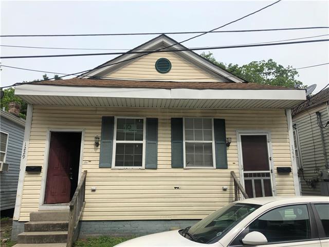 1229 S Clark Street, New Orleans, LA 70125 (MLS #2201125) :: Crescent City Living LLC