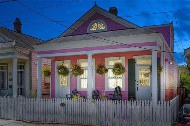 127 Lavergne Street, New Orleans, LA 70114 (MLS #2201164) :: The Sibley Group
