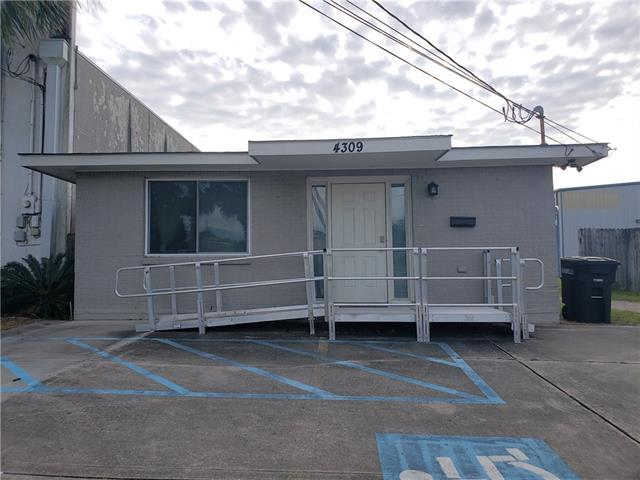 4309 Williams Boulevard, Kenner, LA 70065 (MLS #2201219) :: The Sibley Group