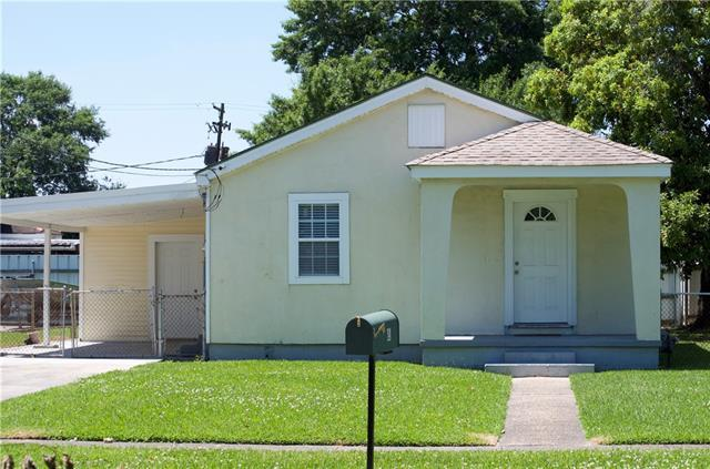 6 Old Hickory Street, Chalmette, LA 70043 (MLS #2201492) :: The Sibley Group