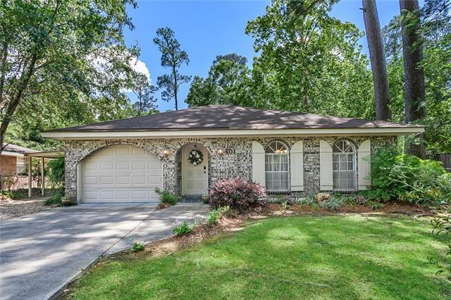 101 Robinhood Road, Covington, LA 70433 (MLS #2201499) :: The Sibley Group