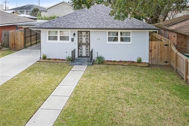 4612 Newlands Street, Metairie, LA 70006 (MLS #2201529) :: Amanda Miller Realty