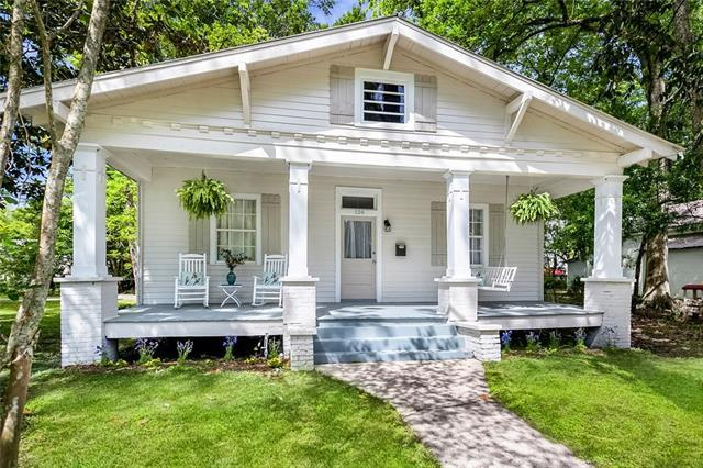 126 W 24TH Avenue, Covington, LA 70433 (MLS #2201712) :: Turner Real Estate Group