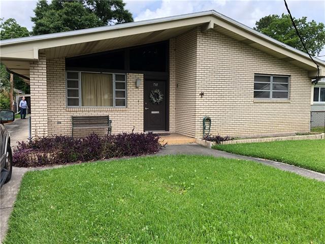 710 Orion Avenue, Metairie, LA 70005 (MLS #2202010) :: Inhab Real Estate