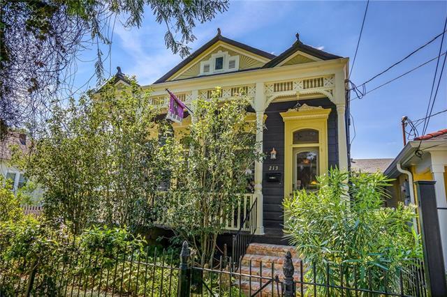 213 S Pierce Street, New Orleans, LA 70119 (MLS #2202170) :: Crescent City Living LLC