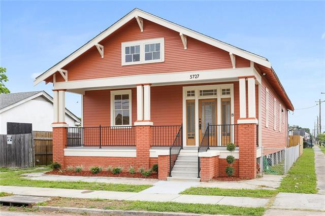 5727 Burgundy Street, New Orleans, LA 70117 (MLS #2202701) :: Crescent City Living LLC
