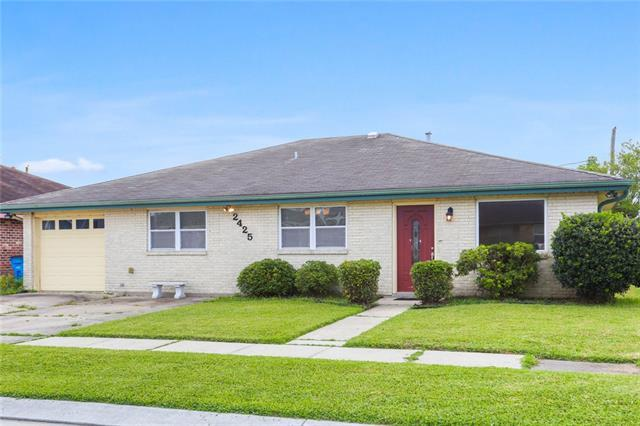 2425 Garden Street, Meraux, LA 70075 (MLS #2203027) :: Amanda Miller Realty