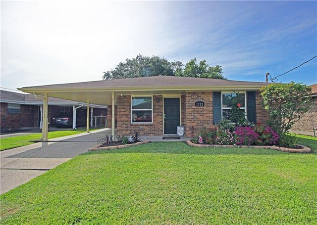 1712 Woodrow Avenue, Metairie, LA 70001 (MLS #2203089) :: Amanda Miller Realty