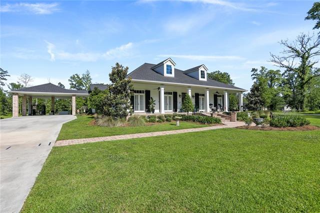 24564 Fayard Road, Springfield, LA 70462 (MLS #2203093) :: Turner Real Estate Group