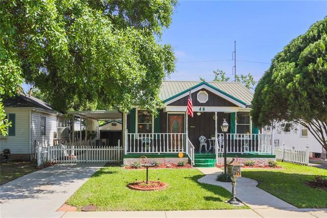 48 Davis Boulevard, Jefferson, LA 70121 (MLS #2203208) :: Crescent City Living LLC