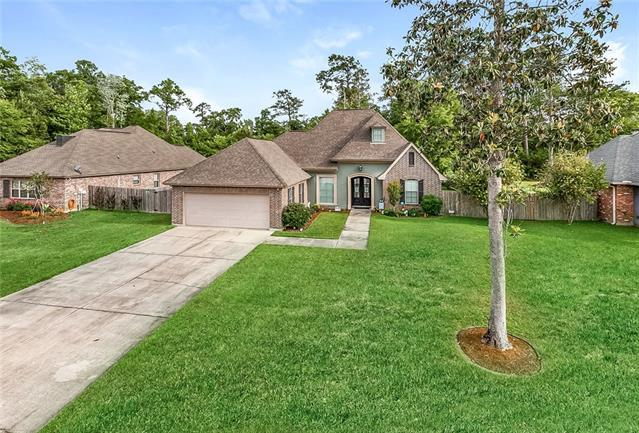 313 Nelson Landing Drive, Pearl River, LA 70452 (MLS #2203213) :: The Sibley Group