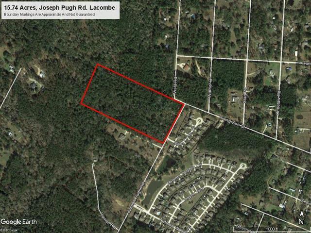 Joseph Pugh Road, Lacombe, LA 70445 (MLS #2203339) :: Crescent City Living LLC