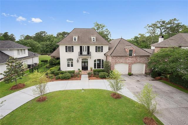 109 Audubon Lane, Mandeville, LA 70471 (MLS #2203345) :: Turner Real Estate Group