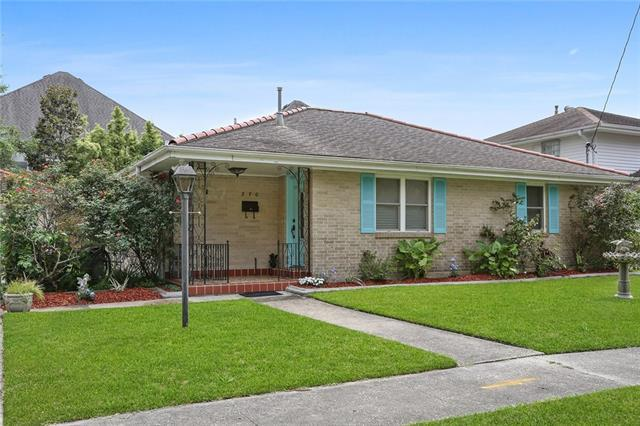 270 W Robert E Lee Boulevard, New Orleans, LA 70124 (MLS #2203434) :: Turner Real Estate Group