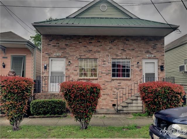 2828 1ST Street, New Orleans, LA 70113 (MLS #2203575) :: Crescent City Living LLC
