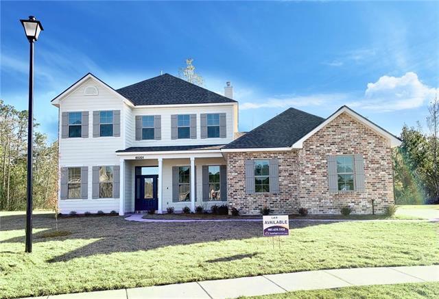 65221 Magnolia Ridge Loop, Pearl River, LA 70452 (MLS #2203586) :: Turner Real Estate Group