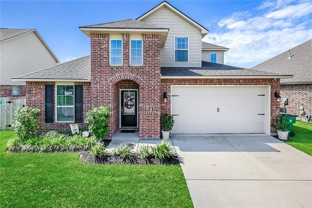345 E Lake Drive, Slidell, LA 70461 (MLS #2203592) :: The Sibley Group