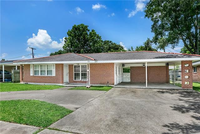 4312 Purdue Drive, Metairie, LA 70003 (MLS #2203626) :: Watermark Realty LLC