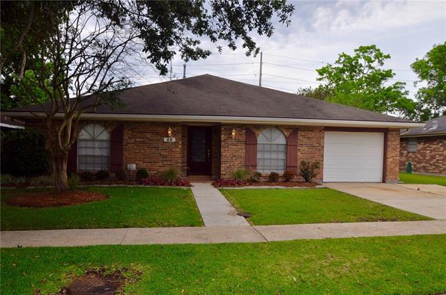 32 Normandy Drive, Kenner, LA 70065 (MLS #2203766) :: The Sibley Group
